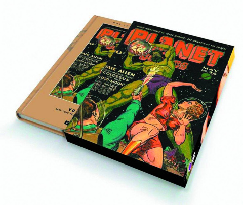 Planet Comics Vol. 9 (Slipcase Edition)