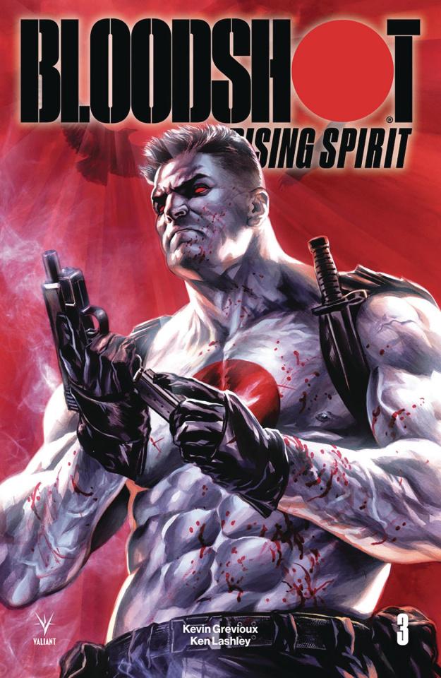 Bloodshot: Rising Spirit #3 (Massafera Cover)