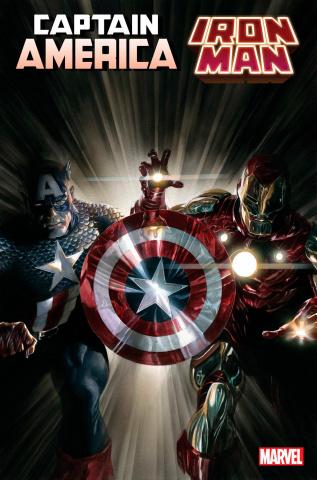 Captain America / Iron Man #1