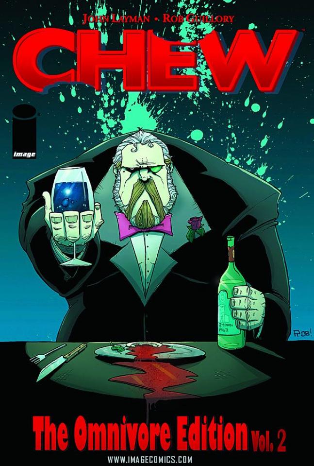 Chew Vol. 2 (Omnivore Edition)