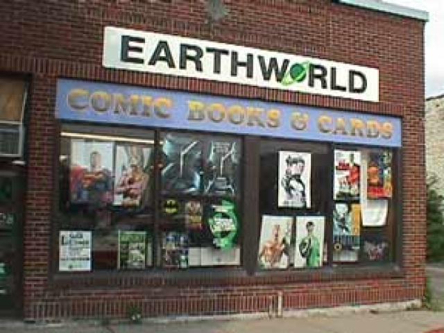 Earthworld Comics