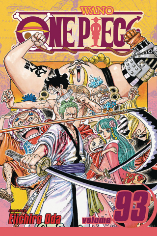 One Piece Vol. 93