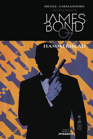 James Bond: Hammerhead #6