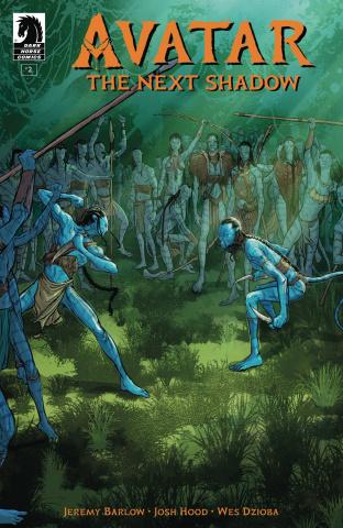 Avatar: The Next Shadow #2