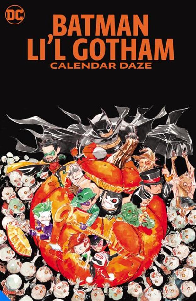 Batman: Li'l Gotham - Calendar Daze