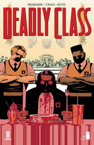 Deadly Class #39 (Craig Cover)