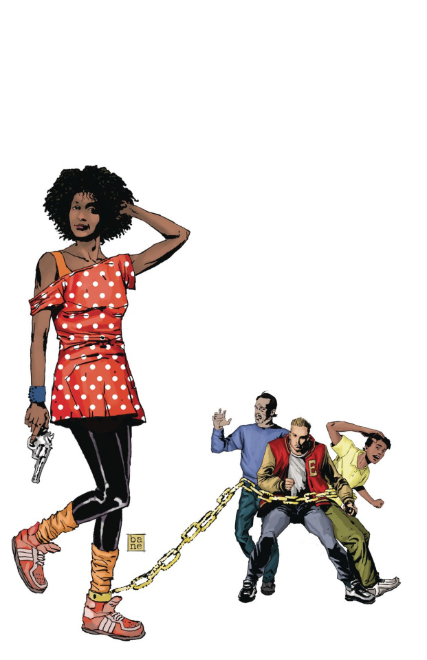 The Mall #2 (10 Copy Cover)