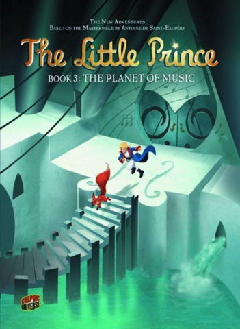 The Little Prince Vol. 3: The Planet of Music