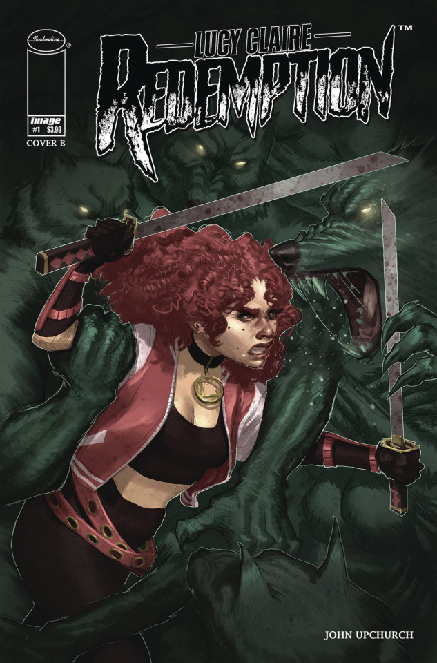 Lucy Claire: Redemption #1 (Upchurch Cover)