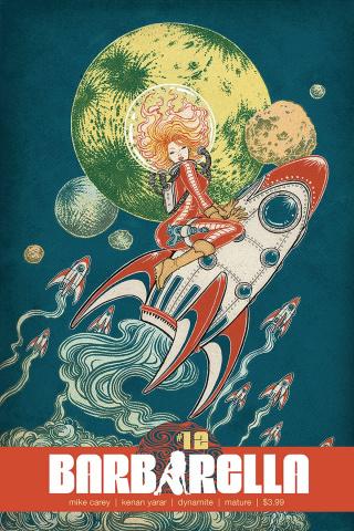 Barbarella #12 (Shimizu Cover)
