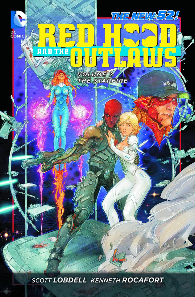 Red Hood and The Outlaws Vol. 2: The Starfire