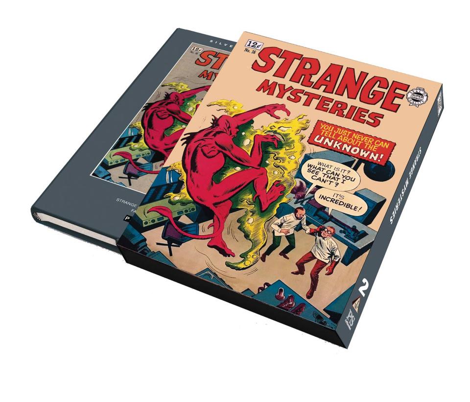 Strange Mysteries Vol. 2 (Slipcase Edition)