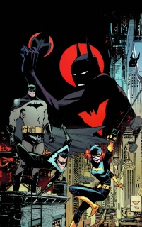 Batman Beyond 2.0: Rewired