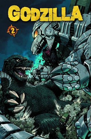 Godzilla Vol. 2