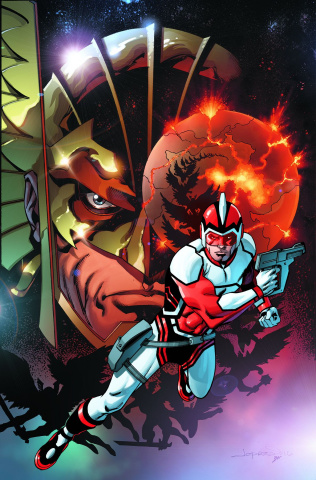 Hawkman and Adam Strange: Out of Time #2