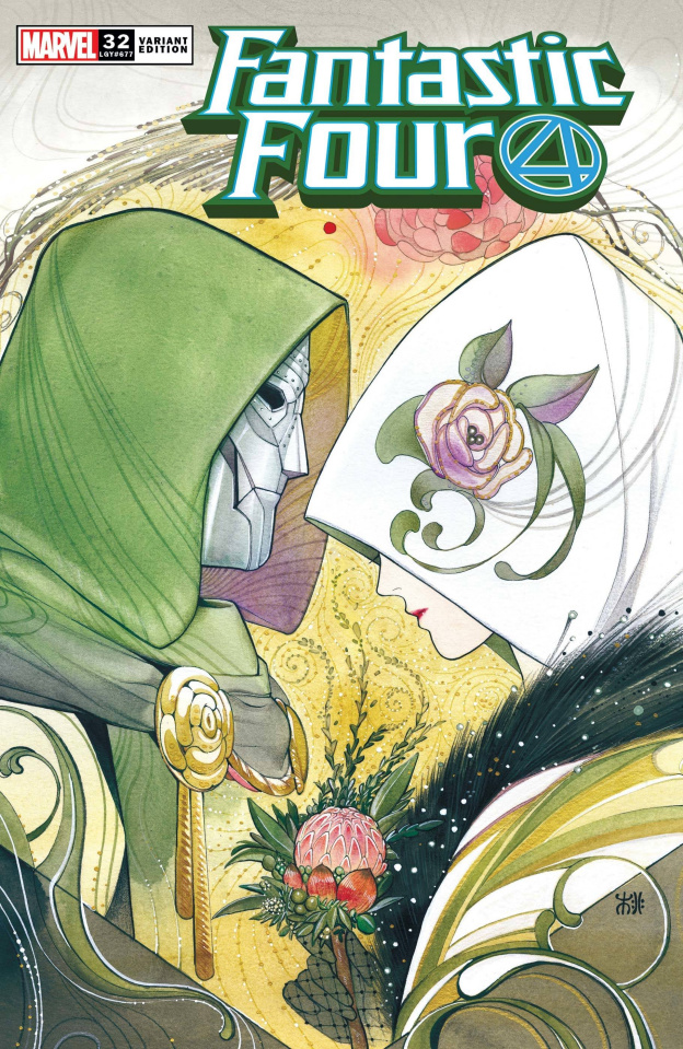 Fantastic Four #32 (Momoko Cover)