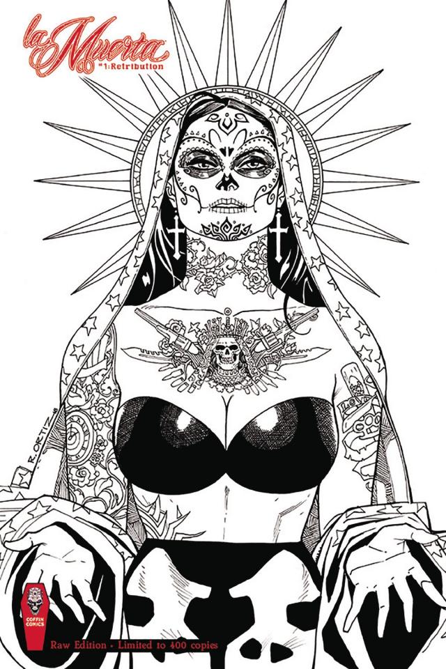 La Muerta: Retribution #1 (Raw Edition)