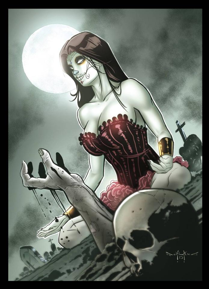 Grimm Fairy Tales #114 (Qualano Breath Cover)
