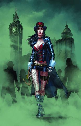 Grimm Fairy Tales: Van Helsing