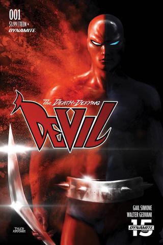 The Death-Defying Devil #1 (Kirkham Cover)