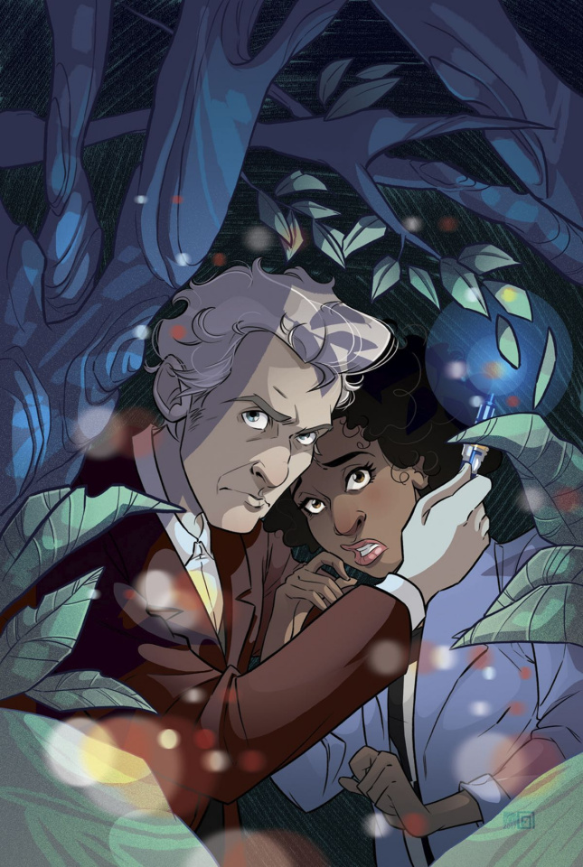 Doctor Who: New Adventures with the Twelfth Doctor, Year Three #6 (Florean Cover)