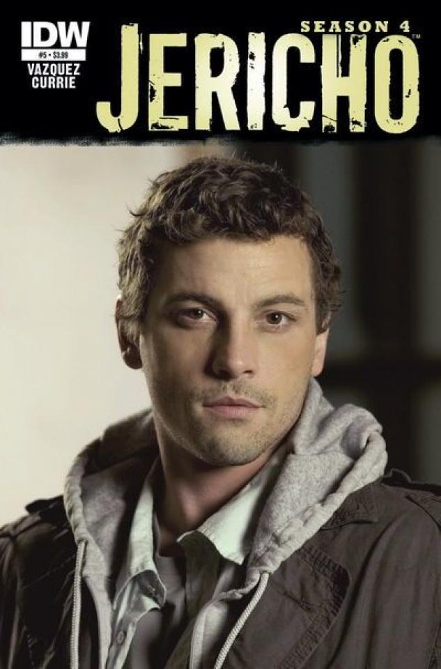Jericho: Season 4 #5