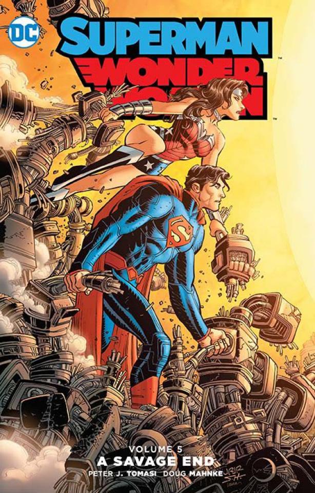 Superman / Wonder Woman Vol. 5: A Savage End