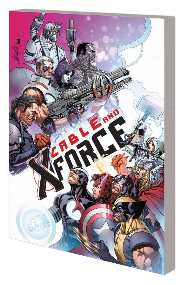 Cable and X-Force Vol. 3: This Won't End Well