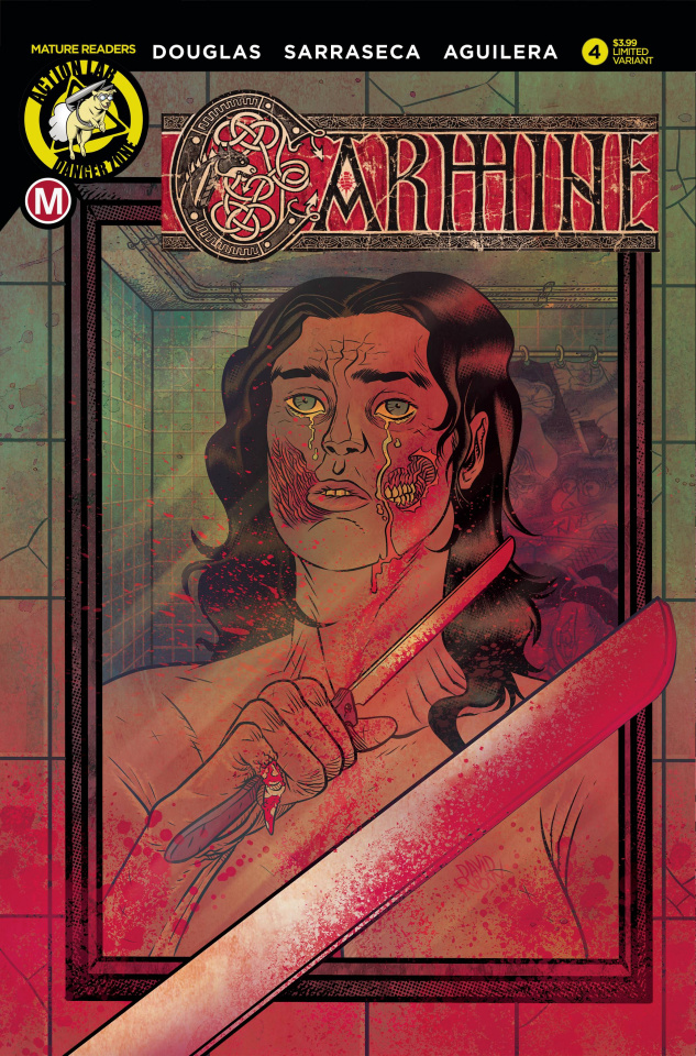Carmine #4 (Rubin Cover)