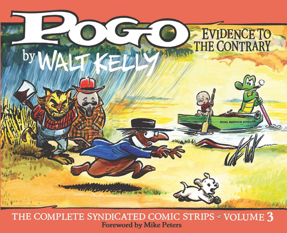 Pogo: The Complete Syndicated Comic Strips Vol. 3: Evidence to the Contrary