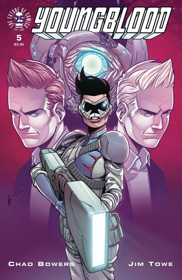 Youngblood #5 (Towe Cover)