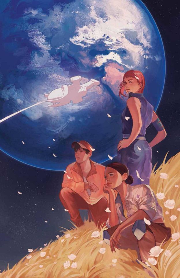 Firefly: Brand New 'Verse #3 (Unlockable Khalidah Cover)