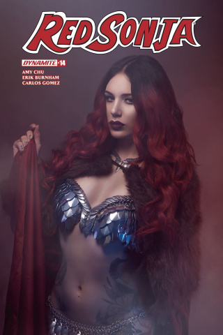 Red Sonja #14 (Cosplay Cover)