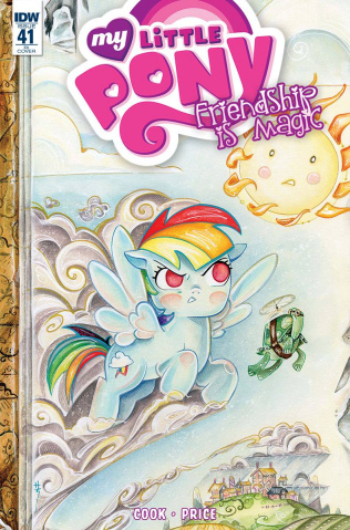 My Little Pony: Friendship Is Magic #41 (10 Copy Cover)