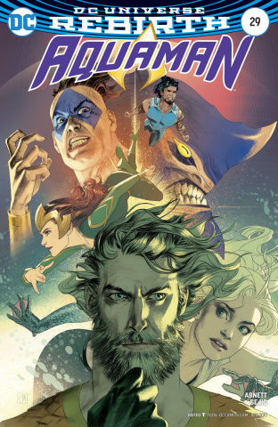 Aquaman #29 (Variant Cover)