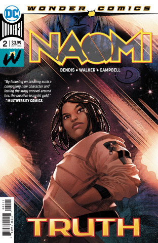 Naomi #2 (Final Printing)