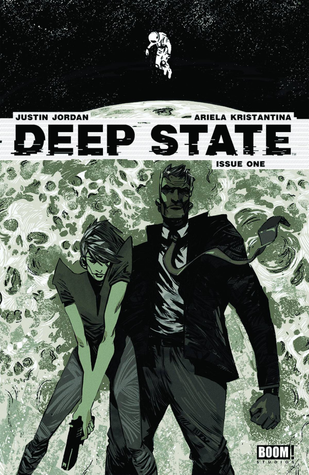 Deep State #1 (3rd Printing)
