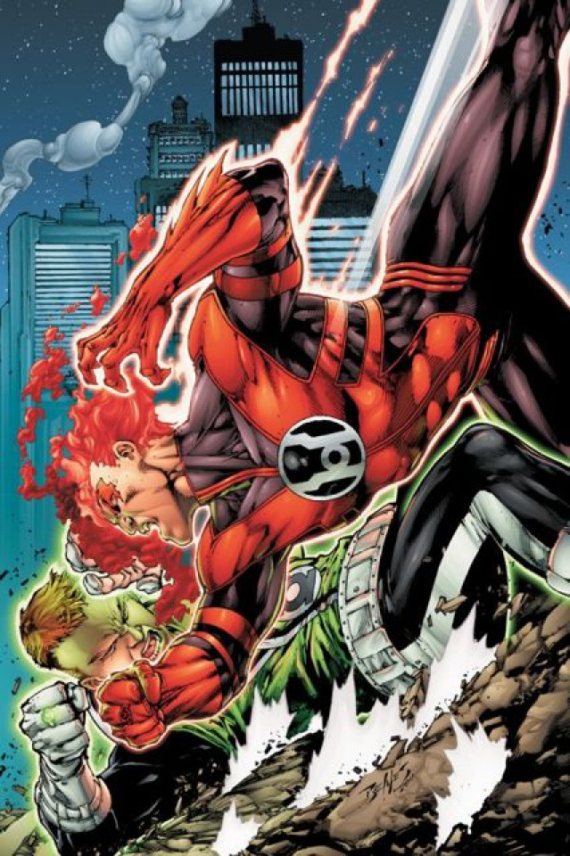 Red Lanterns #7