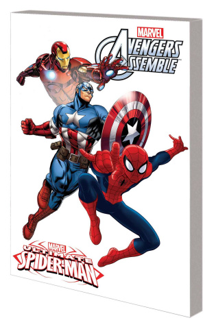 Marvel Universe: Ultimate Spider-Man and Avengers Assemble Digest