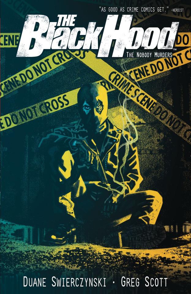The Black Hood Vol. 3