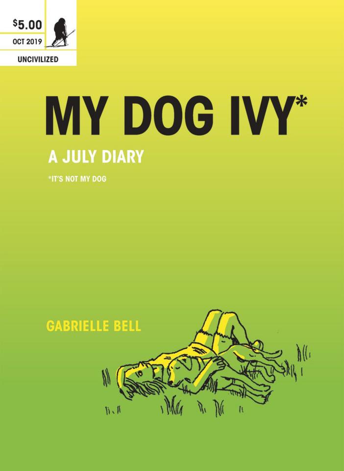 My Dog Ivy #1