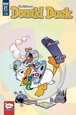 Donald Duck #21 (Subscription Cover)