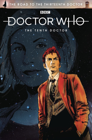 Doctor Who: The Road to the Thirteenth Doctor #1 (Hack Cover)