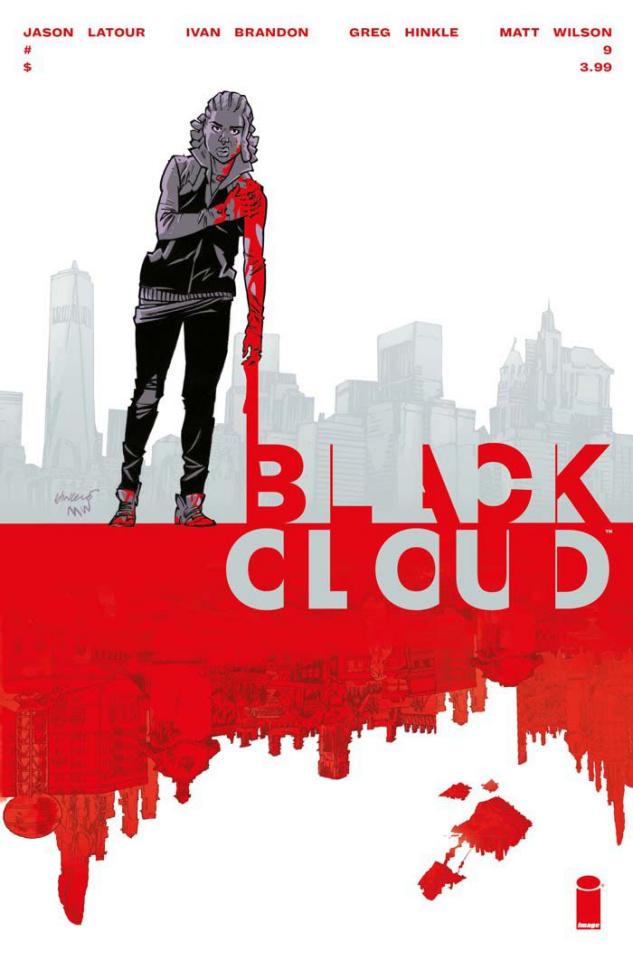 Black Cloud #9