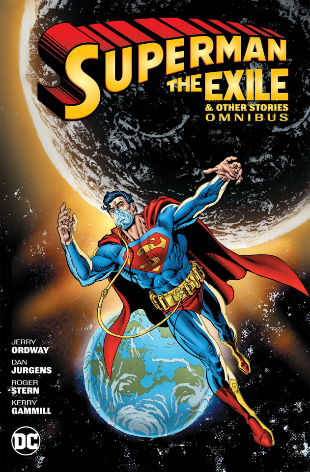 Superman: Exile and Other Stories (Omnibus)