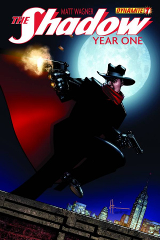 The Shadow: Year One #7 (Chaykin Cover)