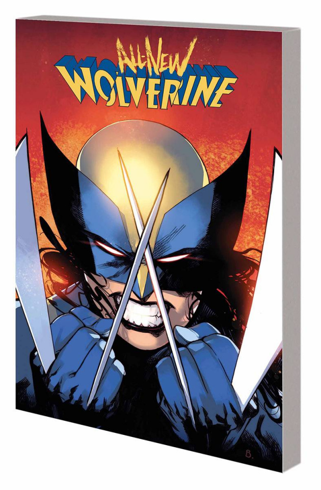 All-New Wolverine Vol. 1: Four Sisters