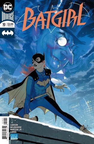 Batgirl #19 (Variant Cover)