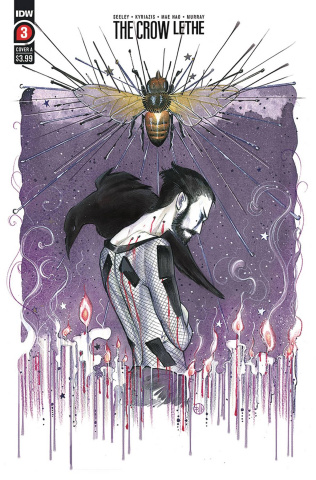 The Crow: Lethe #3 (Peach Momoko 2nd Printing)