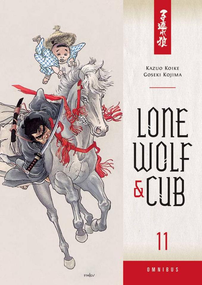 Lone Wolf & Cub Vol. 11 (Omnibus)